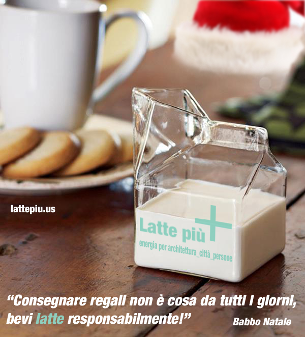 Latte più for Christmas